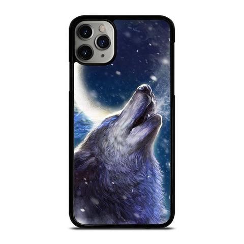 WILD WOLF-iphone-11-pro-max-case-cover