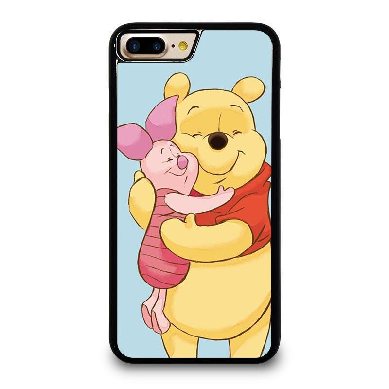 WINNIE THE POOH AND PIGLET iPhone 7 Plus Case Cover - Favocase
