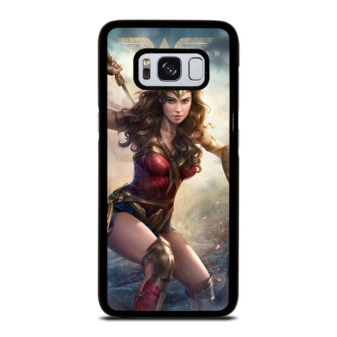 WONDER WOMAN NEW Samsung Galaxy S8 Case Cover