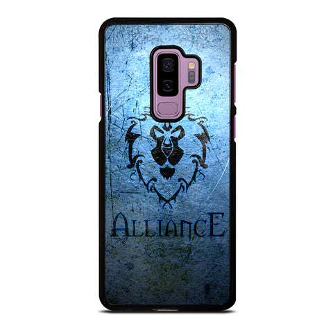WORLD OF WARCRAFT ALLIANCE WOW Samsung Galaxy S9 Plus Case Cover