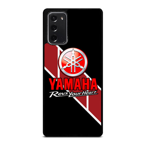 YAMAHA REVS YOUR HEART Samsung Galaxy Note 20 Case Cover