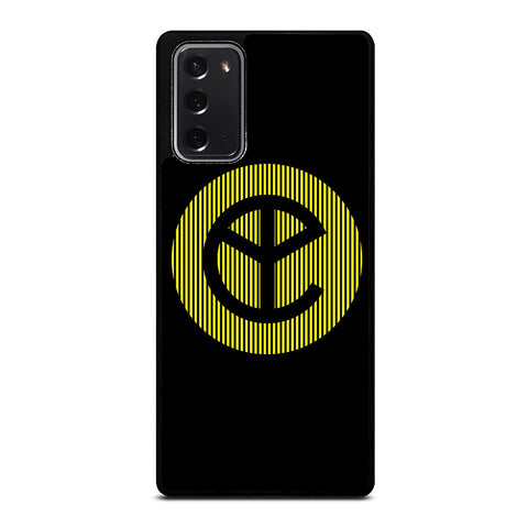 YELLOW CLAW Samsung Galaxy Note 20 Case Cover