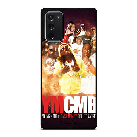 YMCMB Samsung Galaxy Note 20 Case Cover