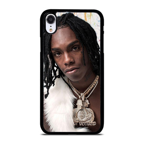 YNW MELLI RAPPER iPhone XR Case Cover
