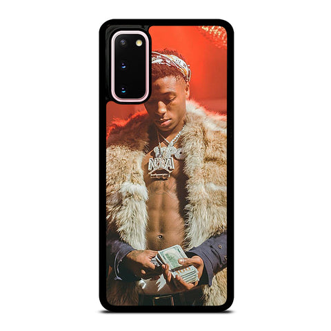 YOUNGBOY NBA RAPPER Samsung Galaxy S20 Case Cover