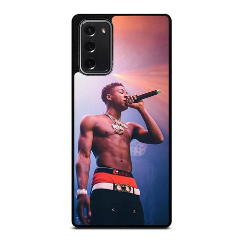YOUNGBOY NBA Samsung Galaxy Note 20 Case Cover