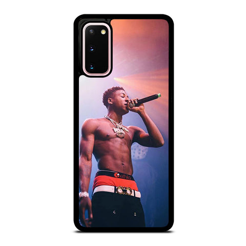 YOUNGBOY NBA Samsung Galaxy S20 Case Cover