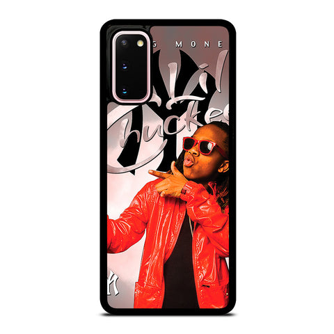 YOUNG MONEY LIL WAYNE Samsung Galaxy S20 Case Cover