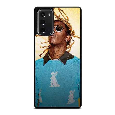YOUNG THUG RAP Samsung Galaxy Note 20 Case Cover