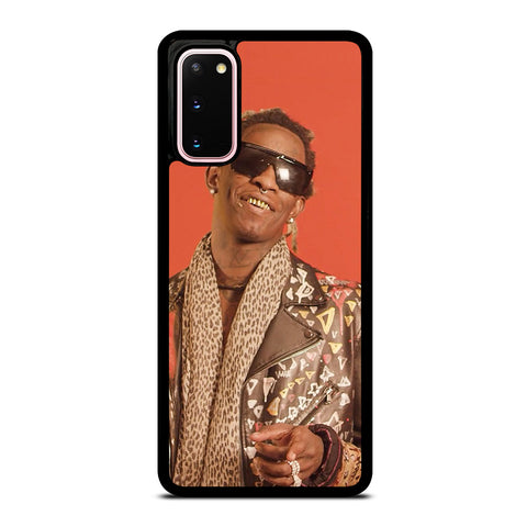 YOUNG THUG READ Samsung Galaxy S20 Case Cover