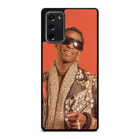 YOUNG THUG READ Samsung Galaxy Note 20 Case Cover