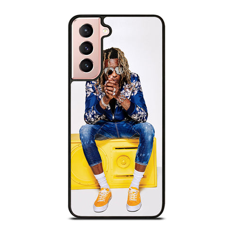 YOUNG THUG Samsung Galaxy S21 Case Cover