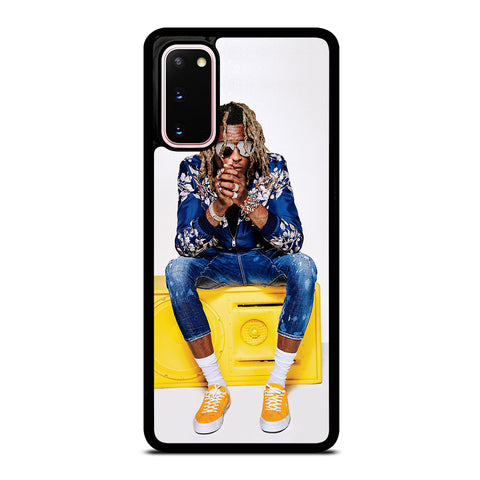 YOUNG THUG Samsung Galaxy S20 Case Cover