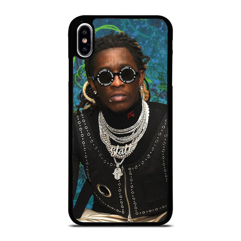 YOUNG THUG SLATT iPhone XS Max Case Cover