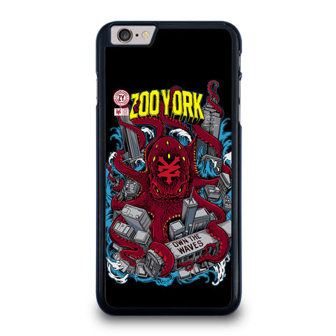 ZOO YORK LOGO OCTOPUS iPhone 6 / 6S Plus Case Cover