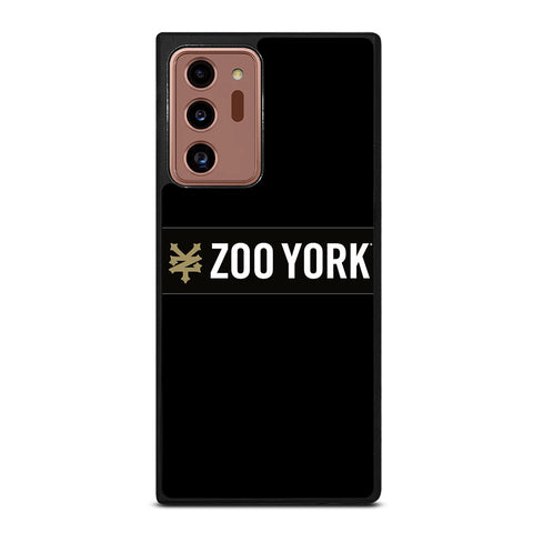 ZOO YORK LOGO Samsung Galaxy Note 20 Ultra Case Cover