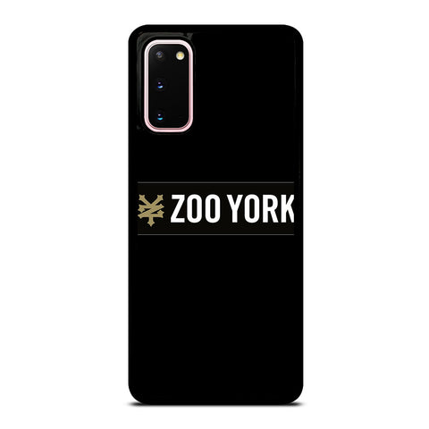 ZOO YORK LOGO Samsung Galaxy S20 Case Cover