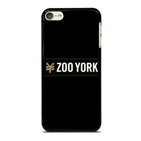 ZOO YORK LOGO iPod Touch 6 Case Cover
