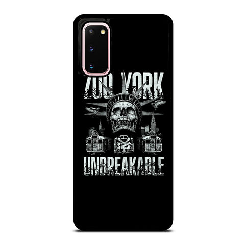 ZOO YORK UNBREAKABLE Samsung Galaxy S20 Case Cover