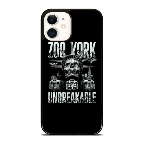 ZOO YORK UNBREAKABLE iPhone 12 Case Cover