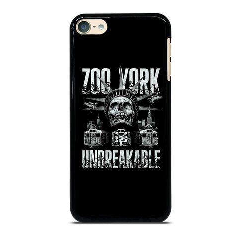 ZOO YORK UNBREAKABLE iPod Touch 6 Case Cover