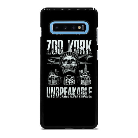 ZOO YORK UNBREAKABLE Samsung Galaxy S10 Plus Case Cover