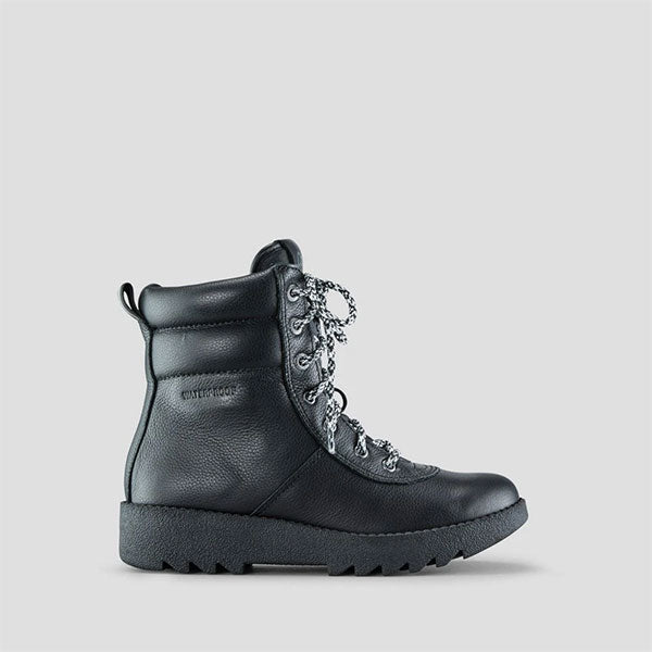 Pax Leather Winter Boot - Black