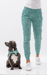 Oscar & Ethel | Annie Green Pants And Scarf