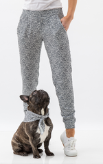 Oscar & Ethel | Hamish Grey And White Pants