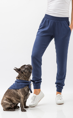 Oscar & Ethel | Lulu Blue Pants And Scarf