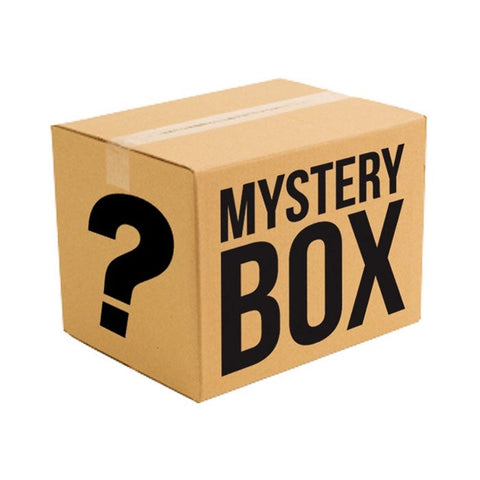 Mystery Box of Merch £10 up to £100