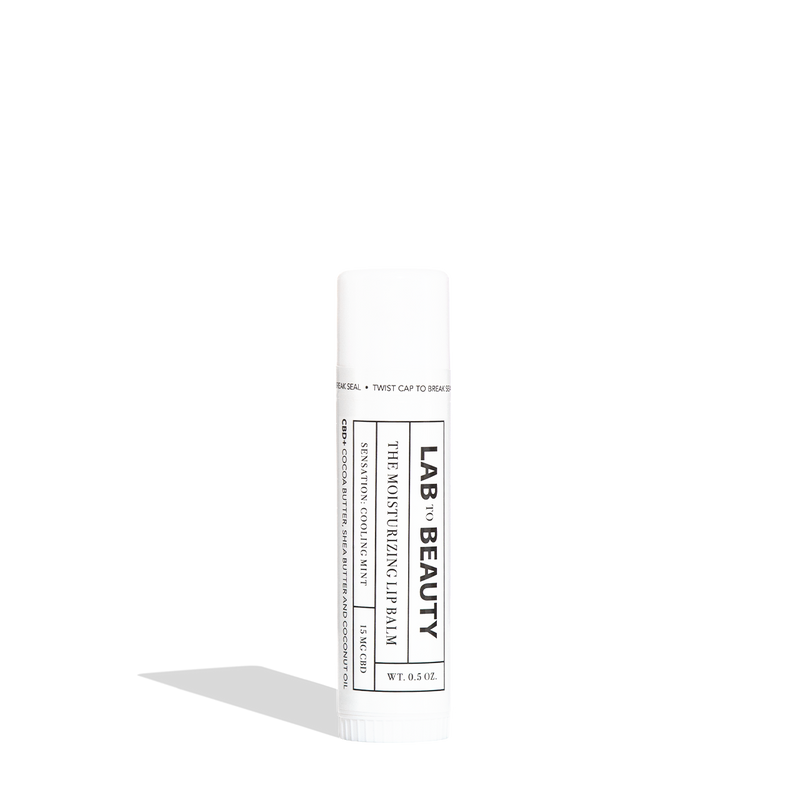 The Moisturizing Lip Balm