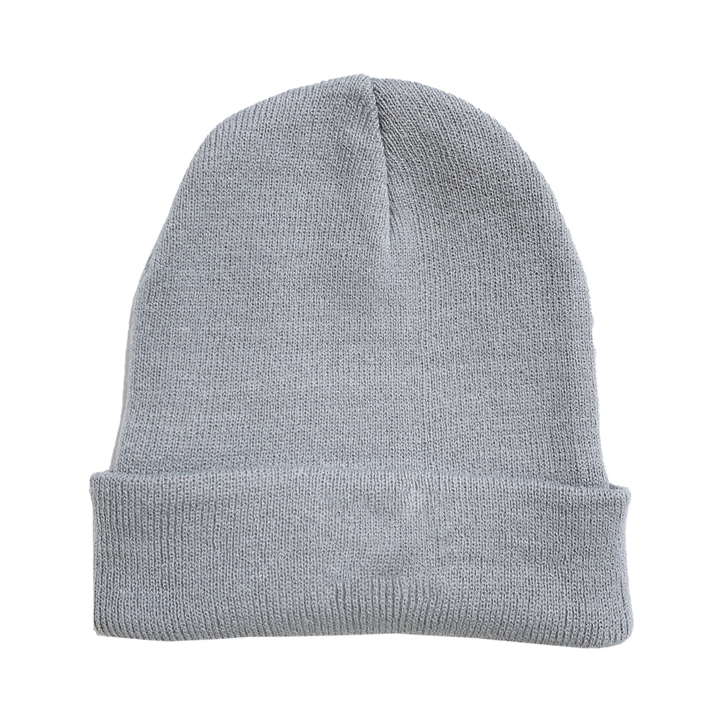 NOIX Light Grey Beanie