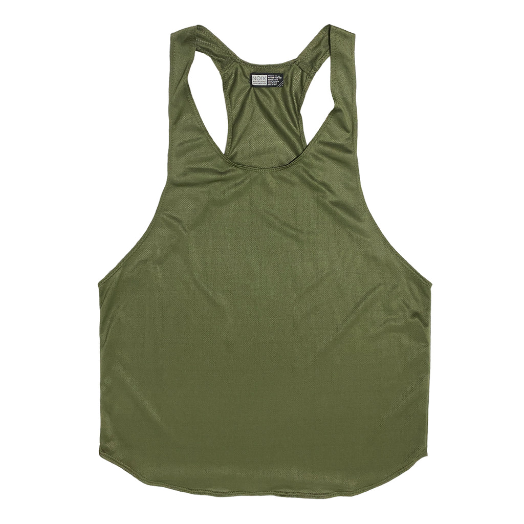 NOIX Razor Back Tank Top