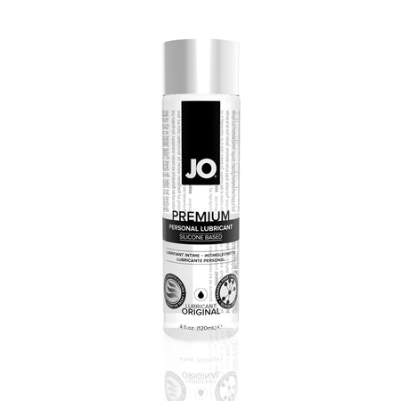 JO Premium - Original - Lubricant (Silicone-Based) 4.5 fl oz - 120 ml