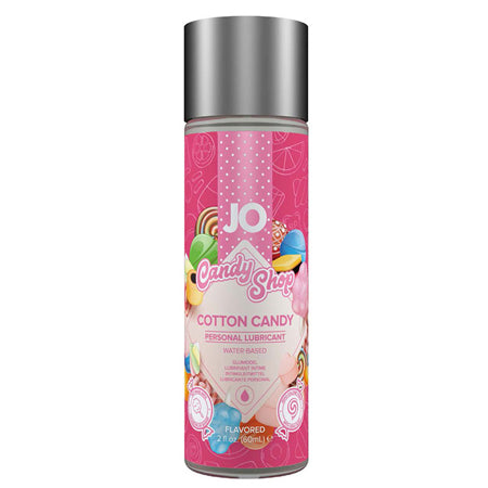 Jo H20 Flavored Candy Shop- Cotton Candy 2oz