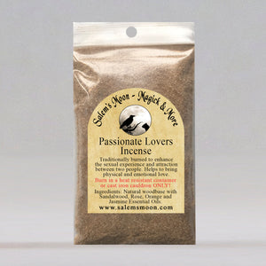 Passionate Lovers Incense