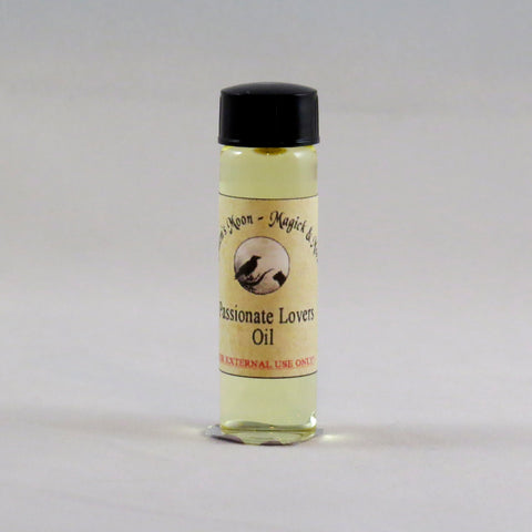 Passionate Lovers Oil