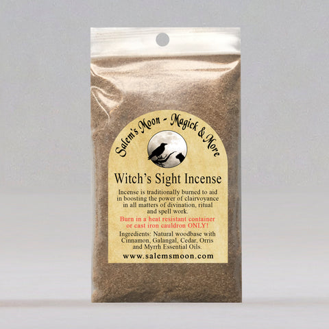 Witch's Sight Incense