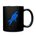 THE BLUE FALCON Full Color Mug - 11oz - black