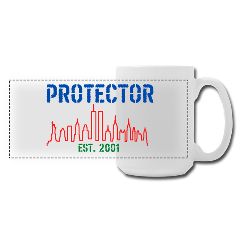 PROTECTOR Coffee/Tea Mug 15 oz - white