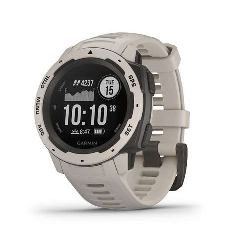 GARMIN INSTINCT - TUNDRA / LIGHT GRAY