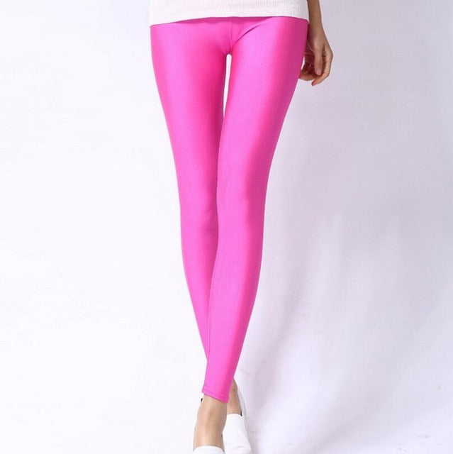 Shiny Elasticity Pant Leggings