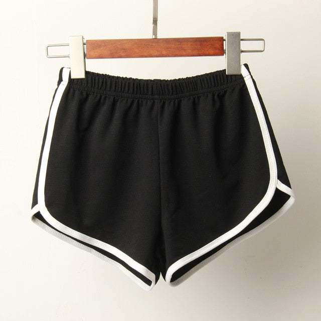 New Candy Elastic Shorts