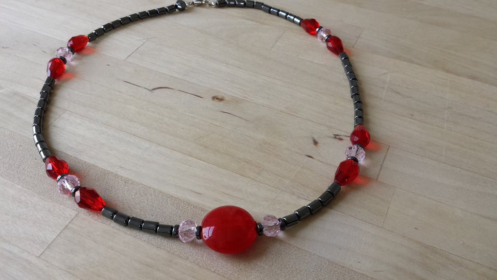 The 100 Necklace Project:  #7