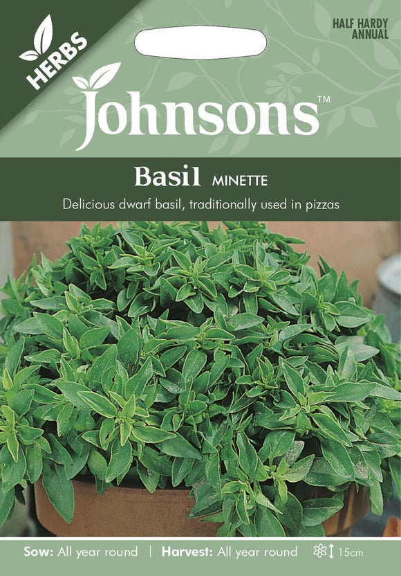 Johnsons Baziliks Minette