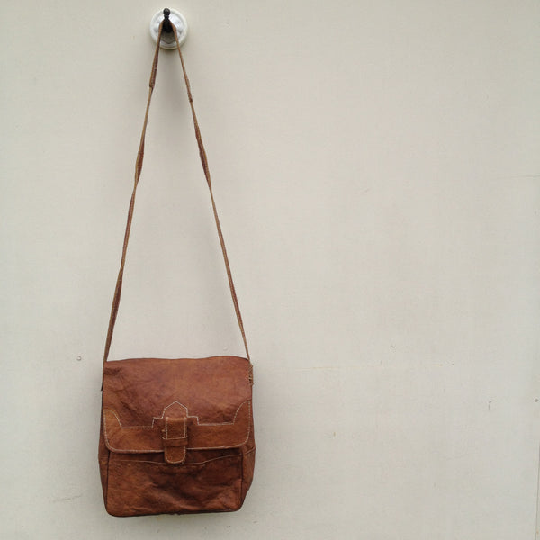 Phoenix Leather Bag
