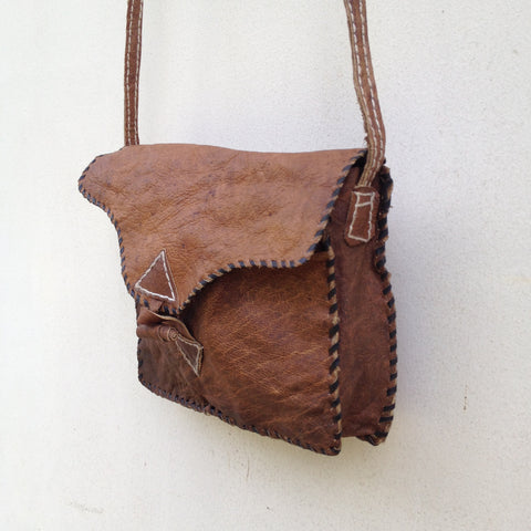 Ashar leather bag