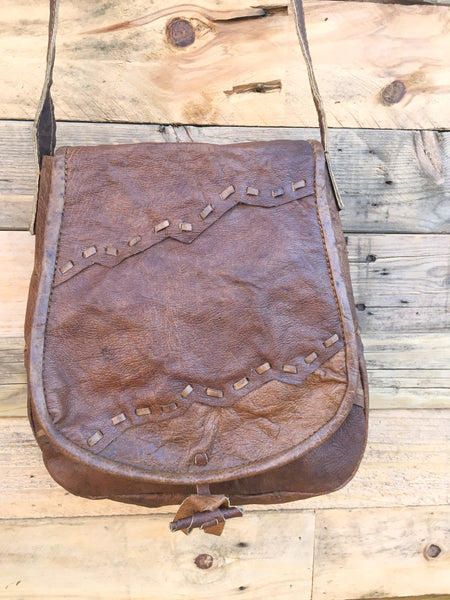 Santa Fe Leather Bag