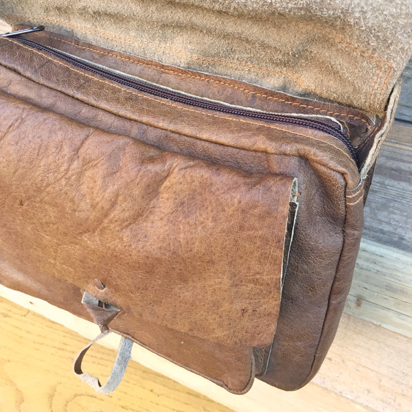 Denver Leather Bag